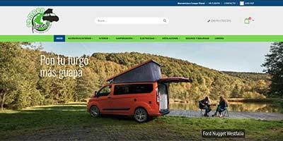 tienda online camperplanet